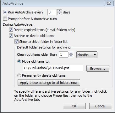 Outlook_AutoArchive