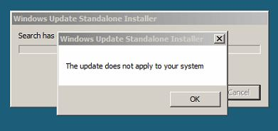 Update_Not_Applicable