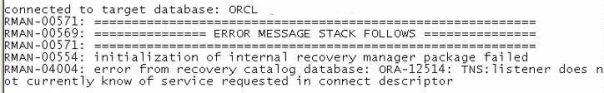 recovery_catalog_error