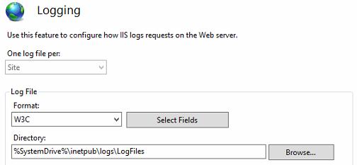 IIS_Logging